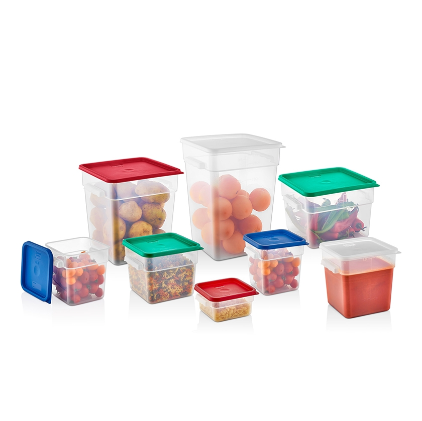 PP SQUARE CONTAINERS